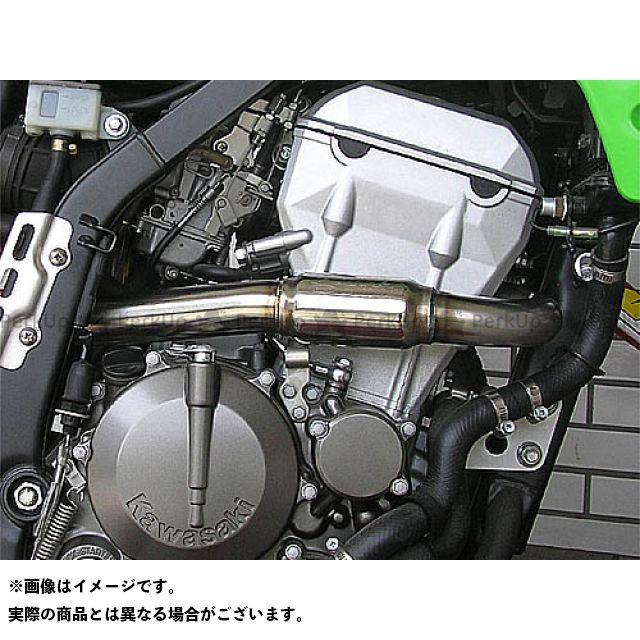 FMF Dトラッカー KLX250 POWER BOMB(ステン)