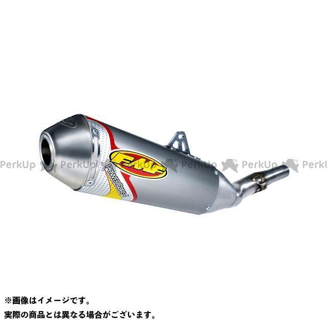 送料無料 FMF WR250F YZ250F マフラー本体 POWER CORE 4SA