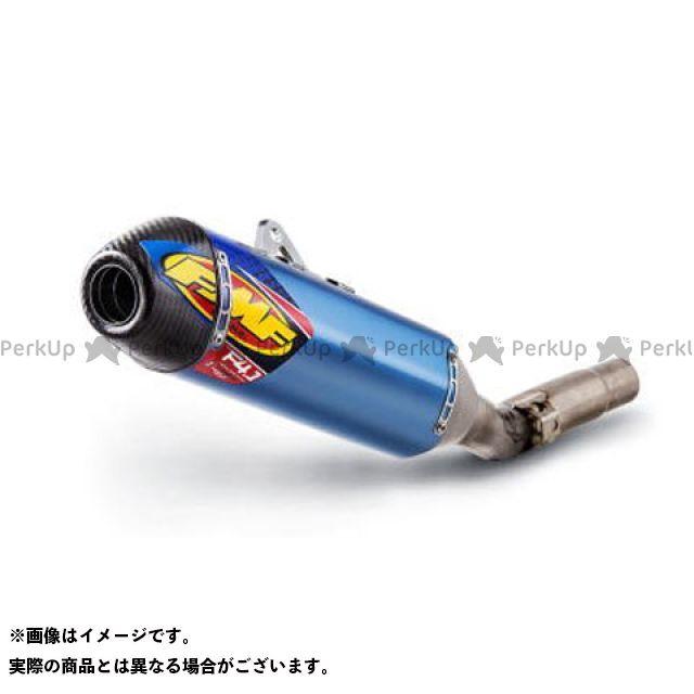 【エントリーで最大P21倍】FMF WR250F YZ250F YZ250FX FACTORY 4.1 RCT ALL-TITANIUM/BLUE エフエムエフ