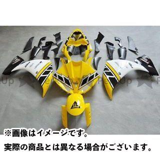 CJビート YZF-R1 レーサーレプリカ外装キット YAMAHA YZFR1 09-10 カラー:インターカラー オプション:- CJ-BEET MX