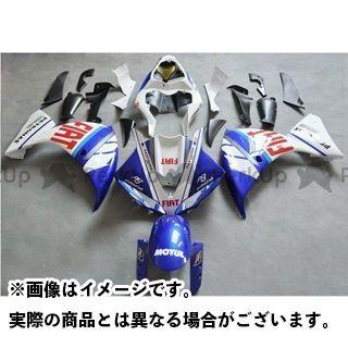 CJビート YZF-R1 レーサーレプリカ外装キット YAMAHA YZFR1 09-10 カラー:FIAT オプション:- CJ-BEET MX
