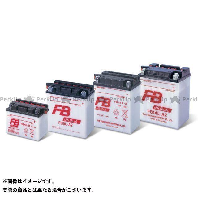 【無料雑誌付き】古河電池 汎用 12V 開放型バッテリー FB12A-A センサー付き フルカワデンチ