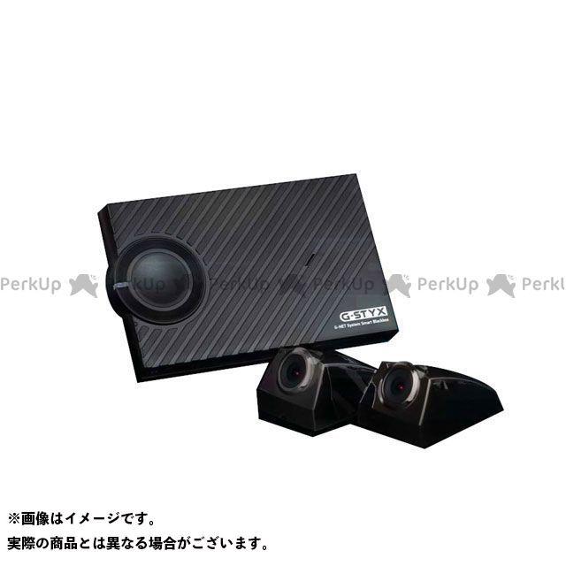 【エントリーで最大P21倍】GNET 2カメラ フルHD バイク用ドライブレコーダー G-NET