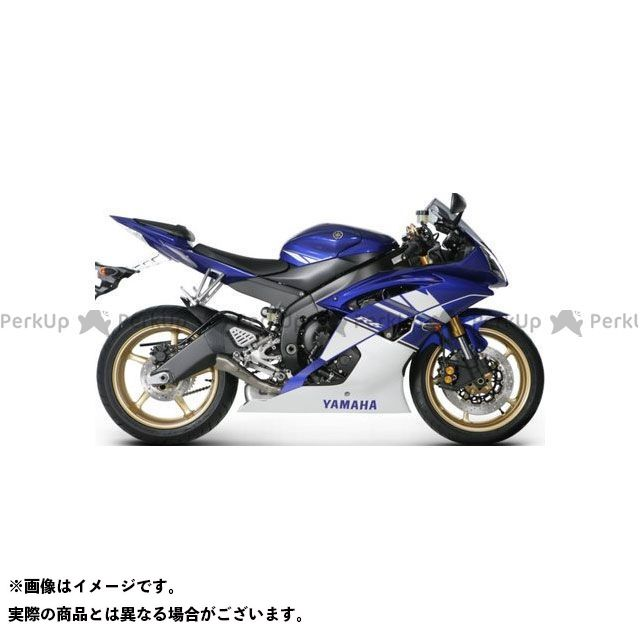 アクラポビッチ YZF-R6 Slip-On Line(Titanium) for Yamaha YZF-R6(1999-2018) | SM-Y6SO6T AKRAPOVIC