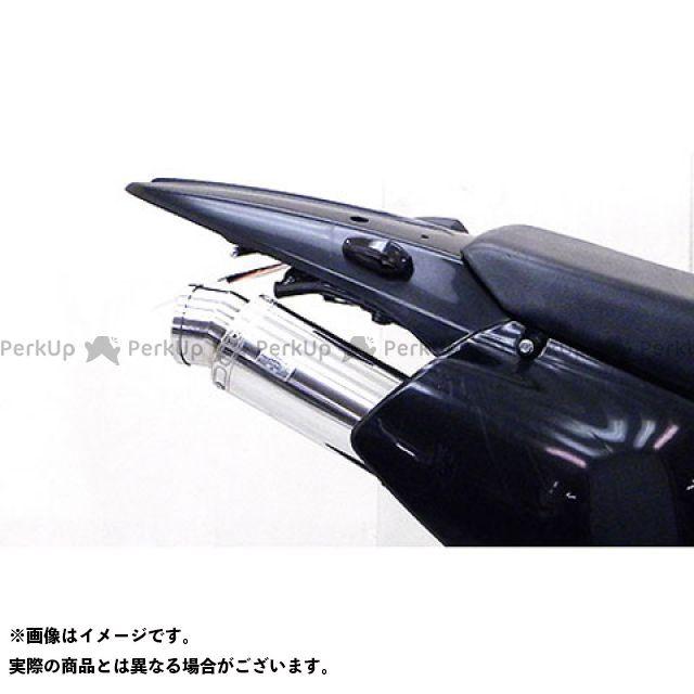 ウイルズウィン Dトラッカー KLX250 BA-LX250E/BA-KLX250E用 スリップオンマフラー スポーツタイプ WirusWin