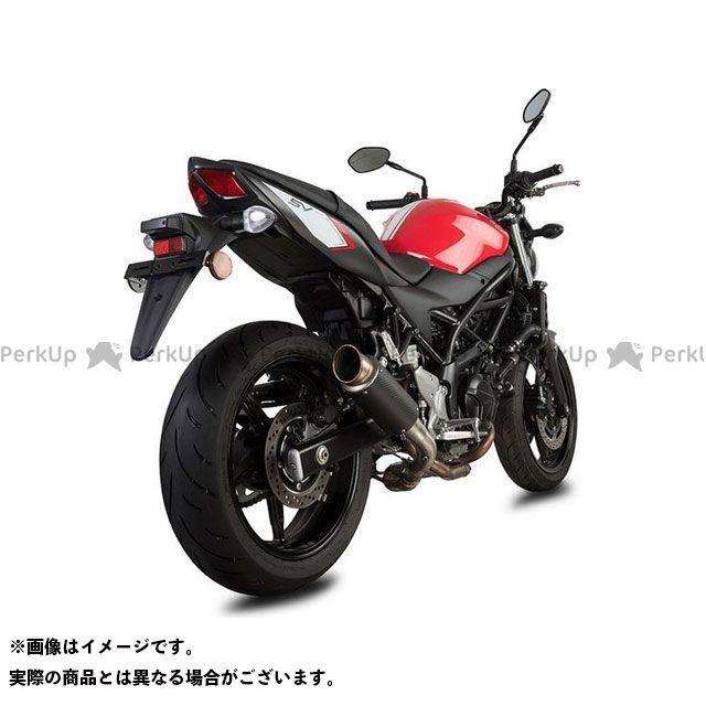 コブラ SV650 SP2 Slip-on Road Legal/EEC/ABE homologated Suzuki SV 650 COBRA