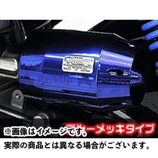 ウイルズウィン WirusWin エアクリーナー 吸気 燃料系 無料雑誌付き BW'S125用 ご予約品 ビーウィズ125 ブリーズタイプ 往復送料無料 エアクリーナーキット カラー:ブルーメッキ