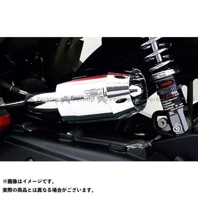 ウイルズウィン WirusWin エアクリーナー 吸気 燃料系 国産品 無料雑誌付き PCX125 エアクリーナーキット カラー:シルバーメッキ 4年保証 JF56 ブリーズタイプ 用 PCX