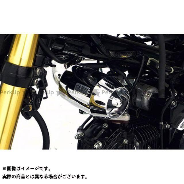 ウイルズウィン WirusWin エアクリーナー 吸気 燃料系 無料雑誌付き グロム MSX125 1型 用 エアクリーナーキット カラー:ブルーメッキ 2020モデル ファッション通販 ブリーズタイプ