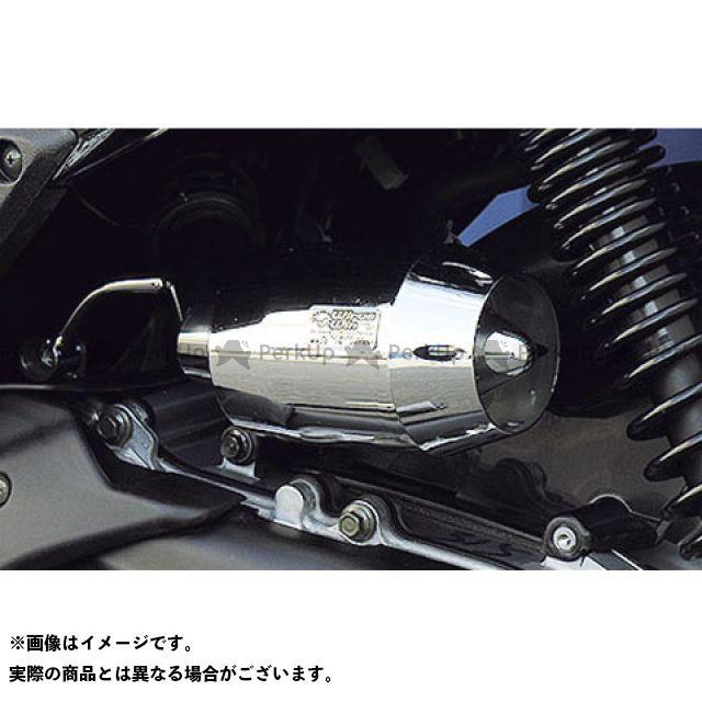 ウイルズウィン メーカー公式 WirusWin エアクリーナー 吸気 燃料系 無料雑誌付き エアクリーナーキット ブリーズタイプ ブランド買うならブランドオフ シグナスX 用 1型 カラー:シルバーメッキ