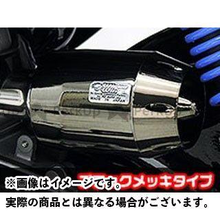 ウイルズウィン WirusWin 中古 エアクリーナー 吸気 燃料系 無料雑誌付き 絶品 カラー:ブラックメッキ 用ブリーズタイプ MF06 エアクリーナーキット フォルツァ