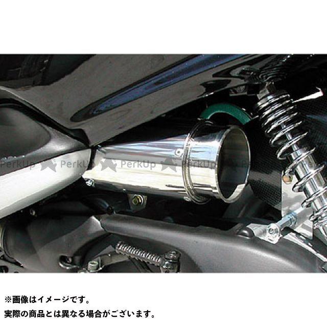 ウイルズウィン マジェスティ125 マジェスティ125(FI仕様車)用 サイレンサー型エアクリーナーキット バズーカータイプ  WirusWin