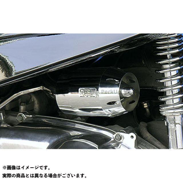 ウイルズウィン マジェスティ マジェスティ250(4HC)用 ブリーズタイプ エアクリーナーキット カラー:ブラックメッキ WirusWin