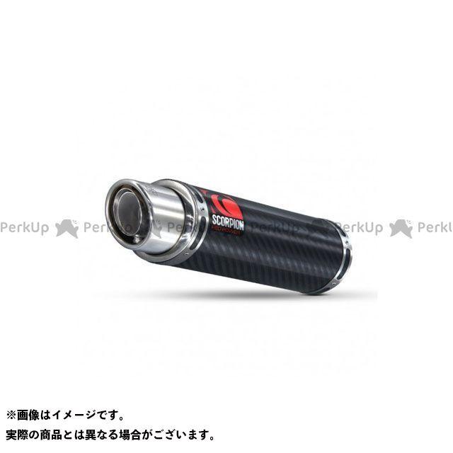 SCORPION ニンジャZX-6RR Stealth スリップオン Carbon Fibre Sleeve Homologated Kawasaki Ninja ZX 636/ ZX6 RR | KA77CEO SCORPION