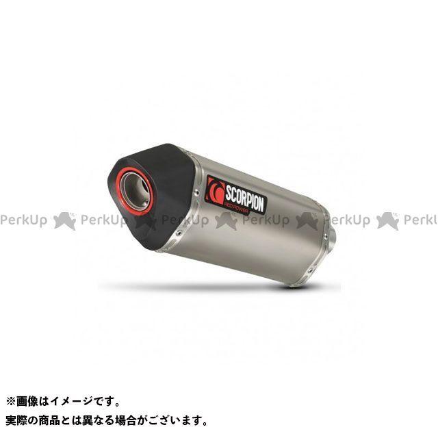 【エントリーで最大P23倍】SCORPION Z750 Serket スリップオン Titanium Sleeve Homologated Kawasaki Z 750 2007-2012 | RKA78TEO SCORPION