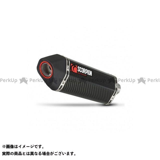 【エントリーで最大P23倍】SCORPION バンディット650 Serket スリップオン Carbon Fibre Sleeve Homologated Suzuki GSF 650 Bandit 2007-2   RSI98CEO SCORPION
