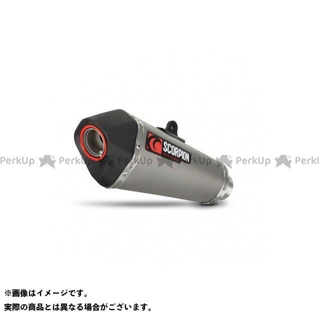 【エントリーで最大P23倍】SCORPION GSX-R600 GSX-R750 Serket(Taper)テーパースリップオン チタンスリーブ Homologated Suzuki GSX-R 600 11-Current 201 | RSI109T…