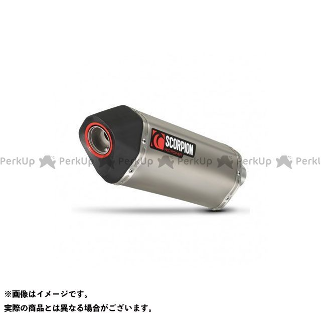【エントリーで最大P23倍】SCORPION SV650 Serket スリップオン Titanium Sleeve Homologated Suzuki SV 650 2004-2015 | RSI84TEO SCORPION