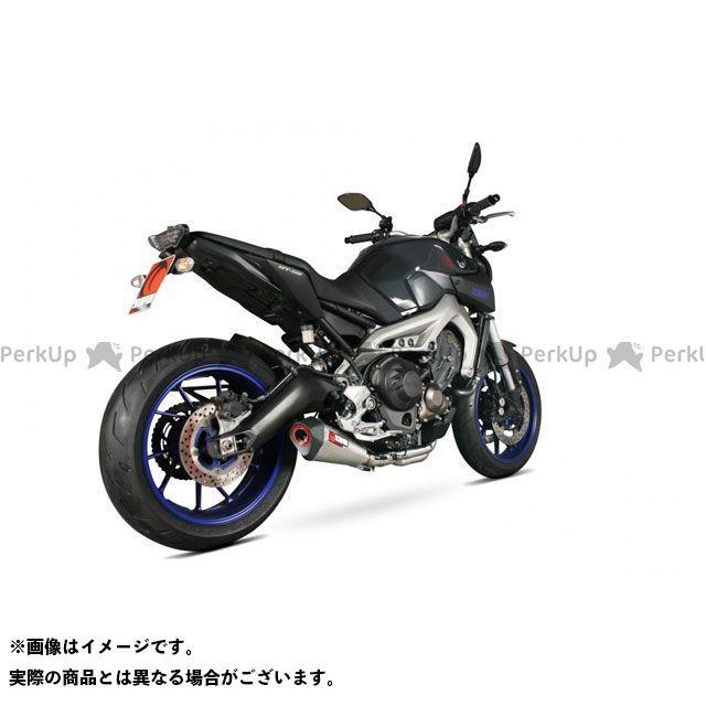 【エントリーで最大P21倍】SCORPION MT-09 Serket テーパーフルシステム ステンレススリーブ Yamaha MT 09 2013-2018 | RYA93SYSSEO SCORPION