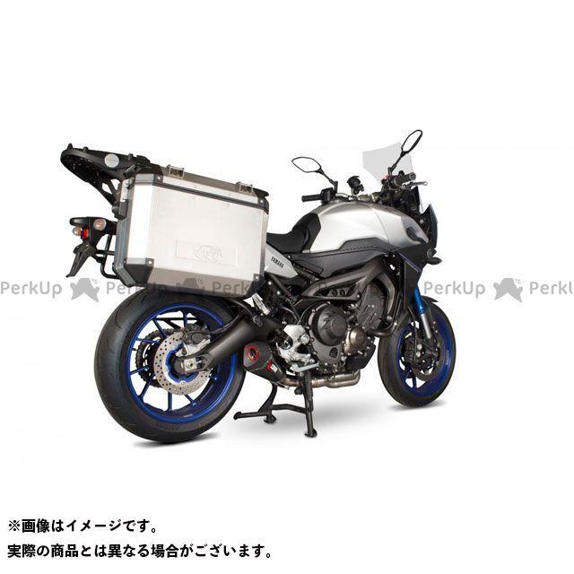 【エントリーで最大P23倍】スコーピオン トレーサー900・MT-09トレーサー Serket テーパーフルシステム Carbon Fibre Sleeve Yamaha MT-09 Tracer 2013-2018 | RYA101SYSCEO SC…