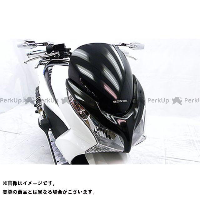 ウイルズウィン PCX150 PCX150(KF12)用 ライトマスク(カーボン仕様) WirusWin