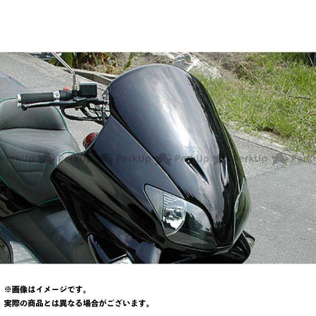 送料無料 ウイルズウィン フォルツァ カウル・エアロ フォルツァ(MF06)用 フロントマスク(塗装無し)