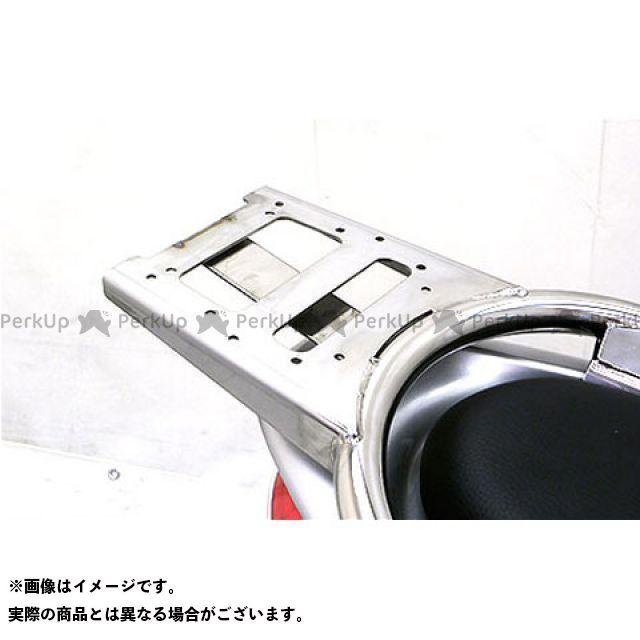 ウイルズウィン PCX150 PCX150(KF12)用 リアボックス用ベースブラケット付きタンデムバー エレガントタイプ WirusWin