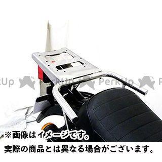 ウイルズウィン TW200 TW225 TW200/225用 リアボックス用ベースブラケット付きタンデムバー