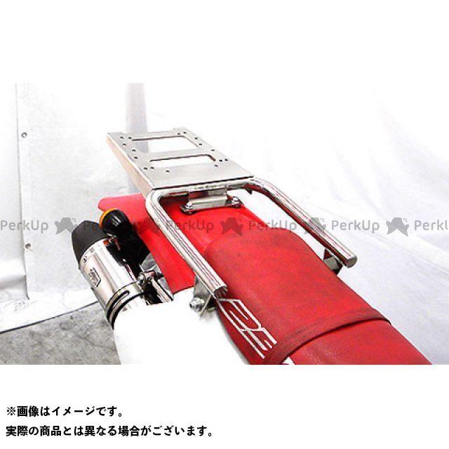 ウイルズウィン XR250 XR250モタード XR250(MD30)用 リアボックス用ベースブラケット付きタンデムバー