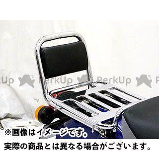 ウイルズウィン スーパーカブ110 カブ110(JA07)用バックレスト付きタンデムバー