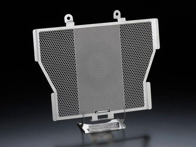 送料無料 エッチングファクトリー S1000R ラジエター関連パーツ S1000R(ALL)用 ラジエータガード 黄エンブレム