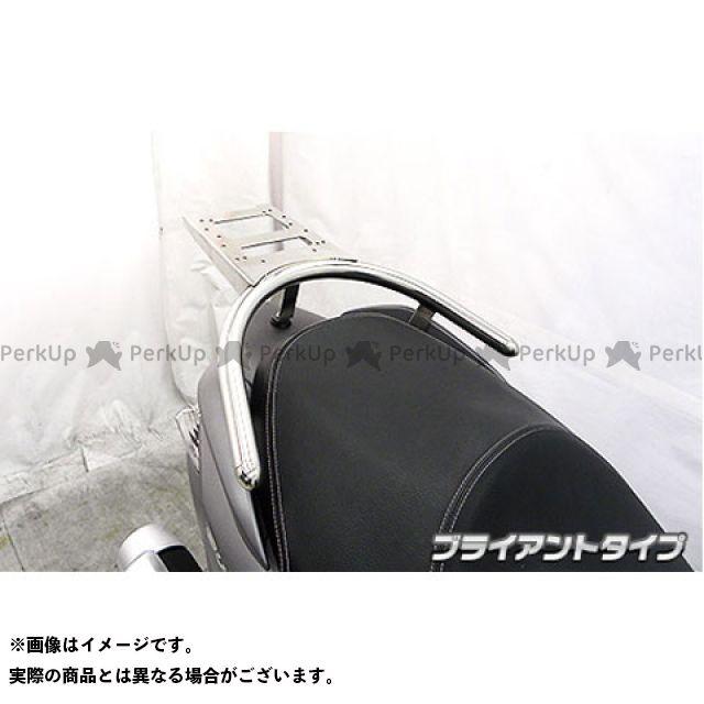 ウイルズウィン バーグマン200 バーグマン200用 リアボックス用ベースブラケット付きタンデムバー ブライアントタイプ