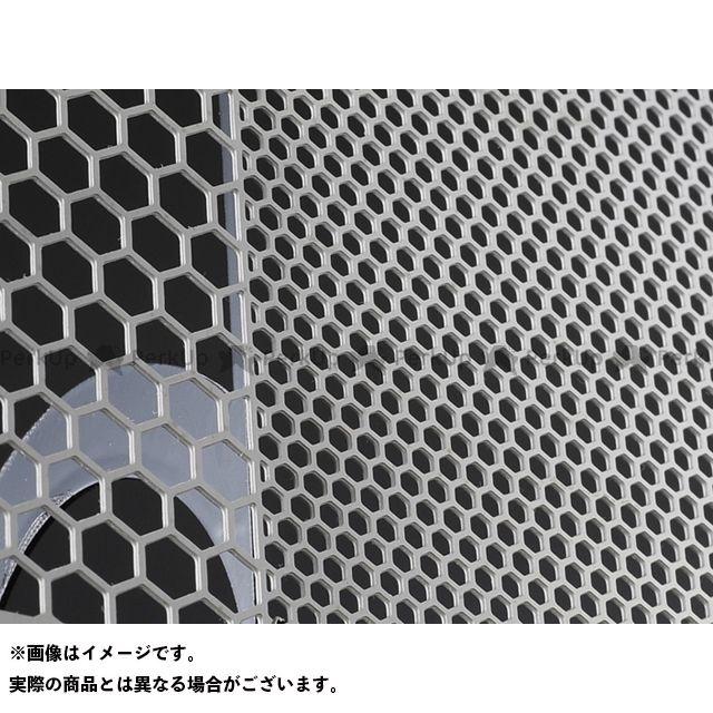 【特価品】エッチングファクトリー モンスターS4R Monster S4R(~06)用 ラジエターガード カラー:赤エンブレム ETCHING FACTORY
