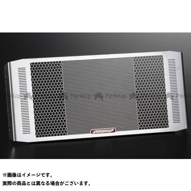 エッチングファクトリー CB400スーパーフォア(CB400SF) CB400SF-VTEC(99~)用 ラジエターガード 黒エンブレム ETCHING FACTORY