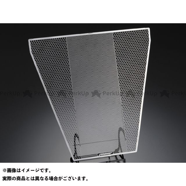 送料無料 エッチングファクトリー CBR1000RRファイヤーブレード ラジエター関連パーツ CBR1000RR(04~05)用 ラジエターガード 赤エンブレム