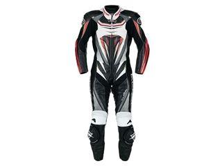 KUSHITANI クシタニ レーシングスーツ K-0062XX ファングスーツ(ブラック/ゴールド) L