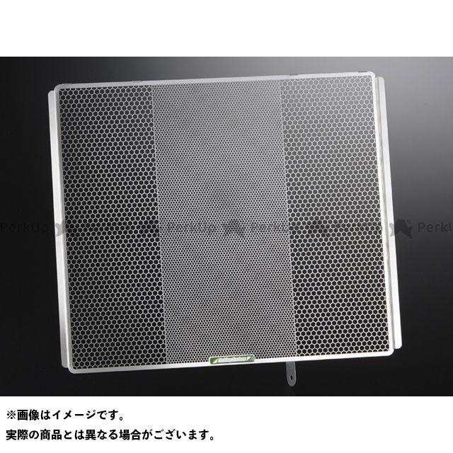 【特価品】エッチングファクトリー ニンジャZX-14R ZX-14R用 ラジエターガード カラー:緑エンブレム ETCHING FACTORY