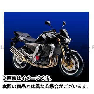 送料無料 エッチングファクトリー Z1000 ラジエター関連パーツ Z1000(03~06)用 ラジエターガード 青エンブレム