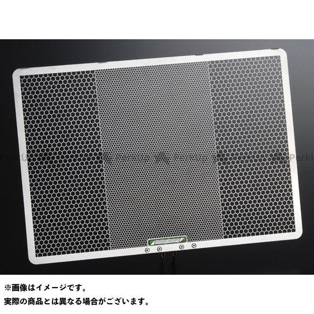 【特価品】エッチングファクトリー Z1000 Z1000(07~)用 ラジエターガード カラー:青エンブレム ETCHING FACTORY