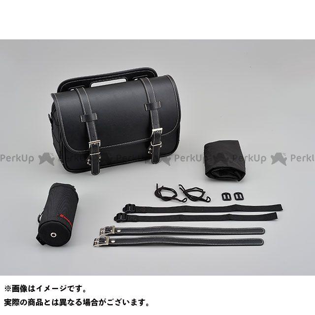 送料無料 ヘンリービギンズ レブル250 レブル500 汎用 ツーリング用バッグ DHS-1 サドルバッグ マフラー側対応 9L