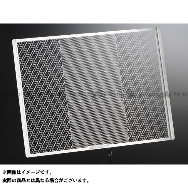 【特価品】エッチングファクトリー ニンジャZX-10R ZX-10R(06~07)用 ラジエターガード カラー:赤エンブレム ETCHING FACTORY