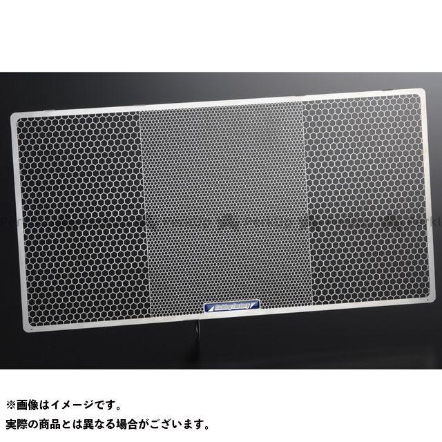 【エントリーで更にP5倍】【特価品】エッチングファクトリー バンディット1250F Bandit1250F(10~)用 ラジエターガード カラー:黒エンブレム ETCHING FACTORY