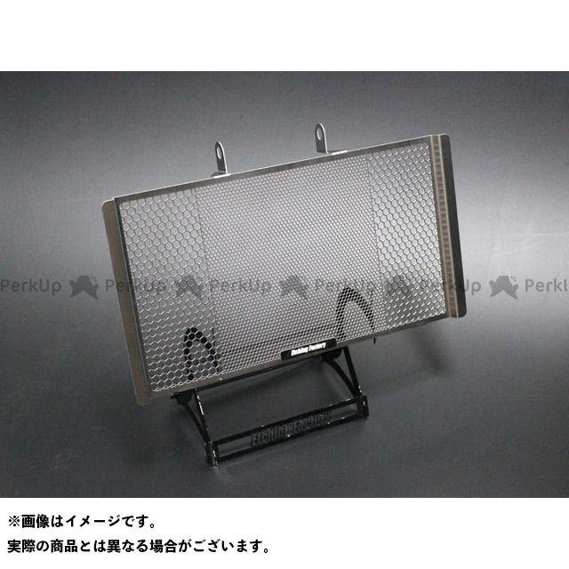 送料無料 エッチングファクトリー GSR250 GSR400 ラジエター関連パーツ GSR250用(12-17) ラジエターコアガード 黒エンブレム