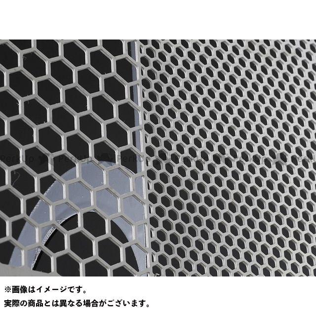 送料無料 エッチングファクトリー GSR750 GSX-S750 ラジエター関連パーツ GSR750用 ラジエターガード 黒エンブレム
