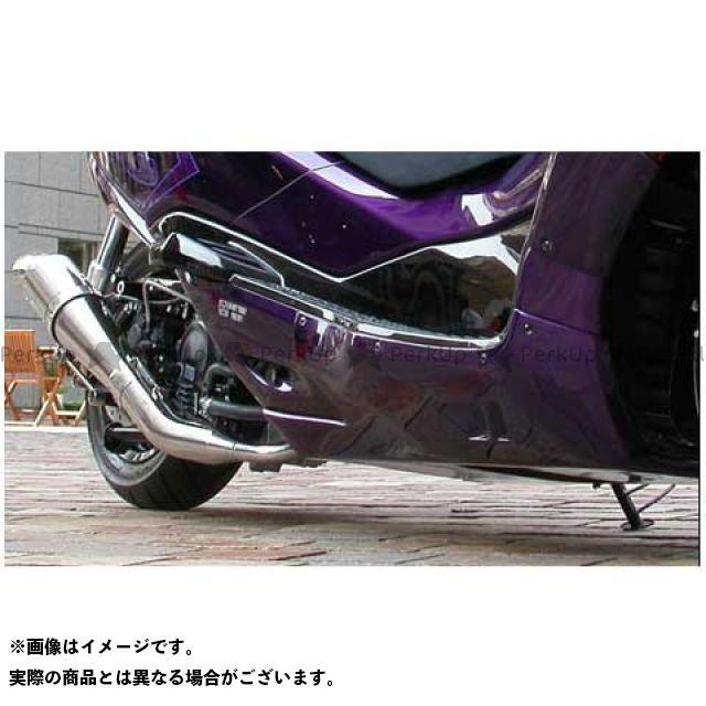 モトサービスマック フォルツァX フォルツァZ アンダースポイラー【DRUG BOMBER】 カラー:未塗装 MOTO SERVICE MAC