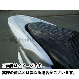 モトサービスマック マジェスティ125 リアスポイラー(未塗装)【DRUG BOMBER】 MOTO SERVICE MAC