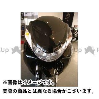 モトサービスマック チョップドフェイス【decade】 未塗装 MOTO SERVICE MAC