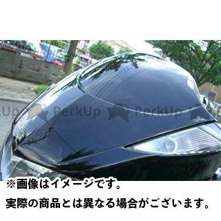 モトサービスマック グランドマジェスティ250 フェイスコンバート【decade】 カラー:未塗装(白ゲル) MOTO SERVICE MAC