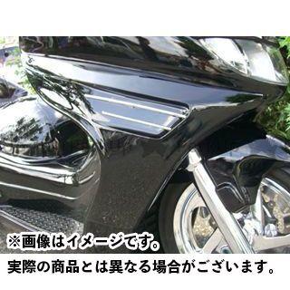 モトサービスマック グランドマジェスティ250 サイドコンバート【decade】 カラー:未塗装(白ゲル) MOTO SERVICE MAC