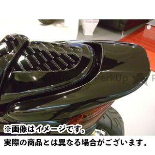 モトサービスマック マジェスティC リアスポイラー【decade】 カラー:未塗装(白ゲル) MOTO SERVICE MAC